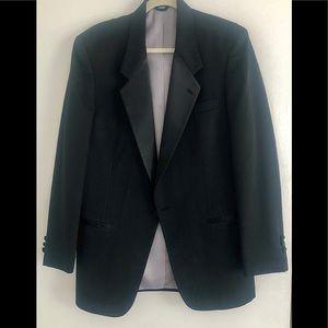 CHRISTIAN DIOR Black Men's Tuxedo Jacket